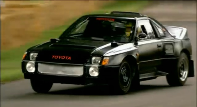 Random Car Review: The Toyota 222D, A Stillborn Group B Rally Response From Toyota