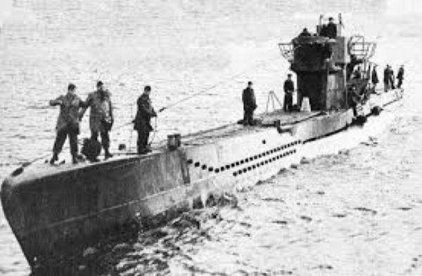 BangShift com The Story Of U-1206, The German U-Boat With