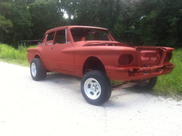 BangShift.com This 1961 Valiant Gasser Project Is Quite ...
