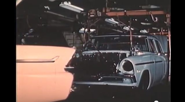 """Historical Footage: Follow The Build Of A 1955 Plymouth Belvedere With """"Wishes On Wheels"""""""