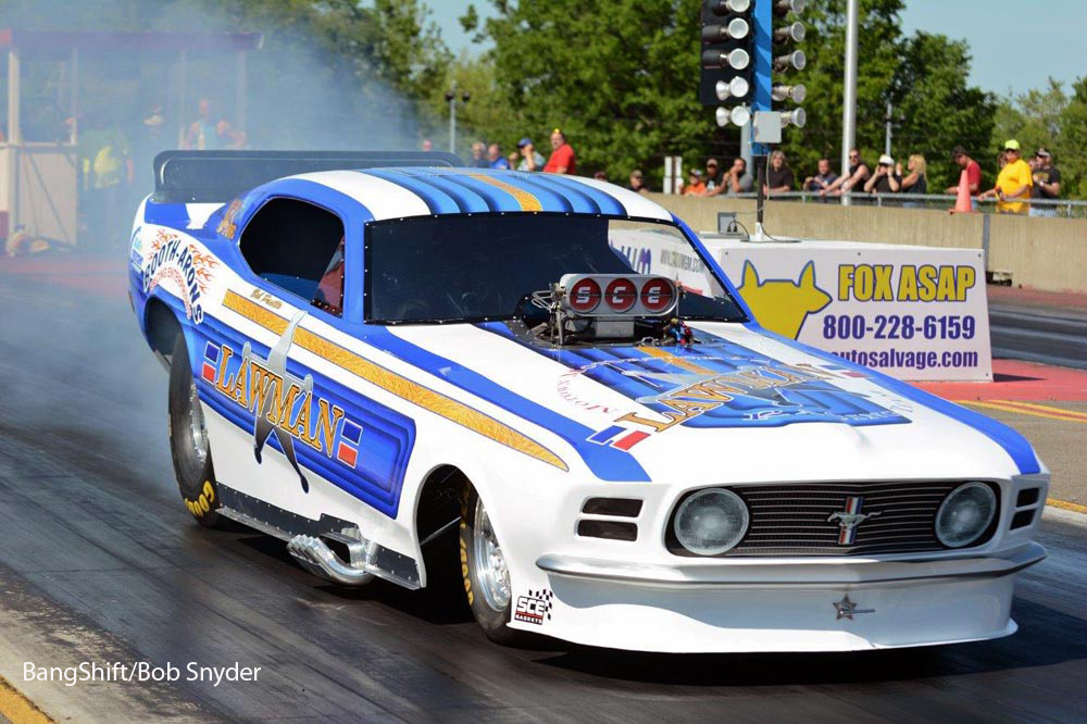 Epic Alky Funny Cars At Memorial Day Classic – A Nostalgia Invasion Measured In The Dozens!
