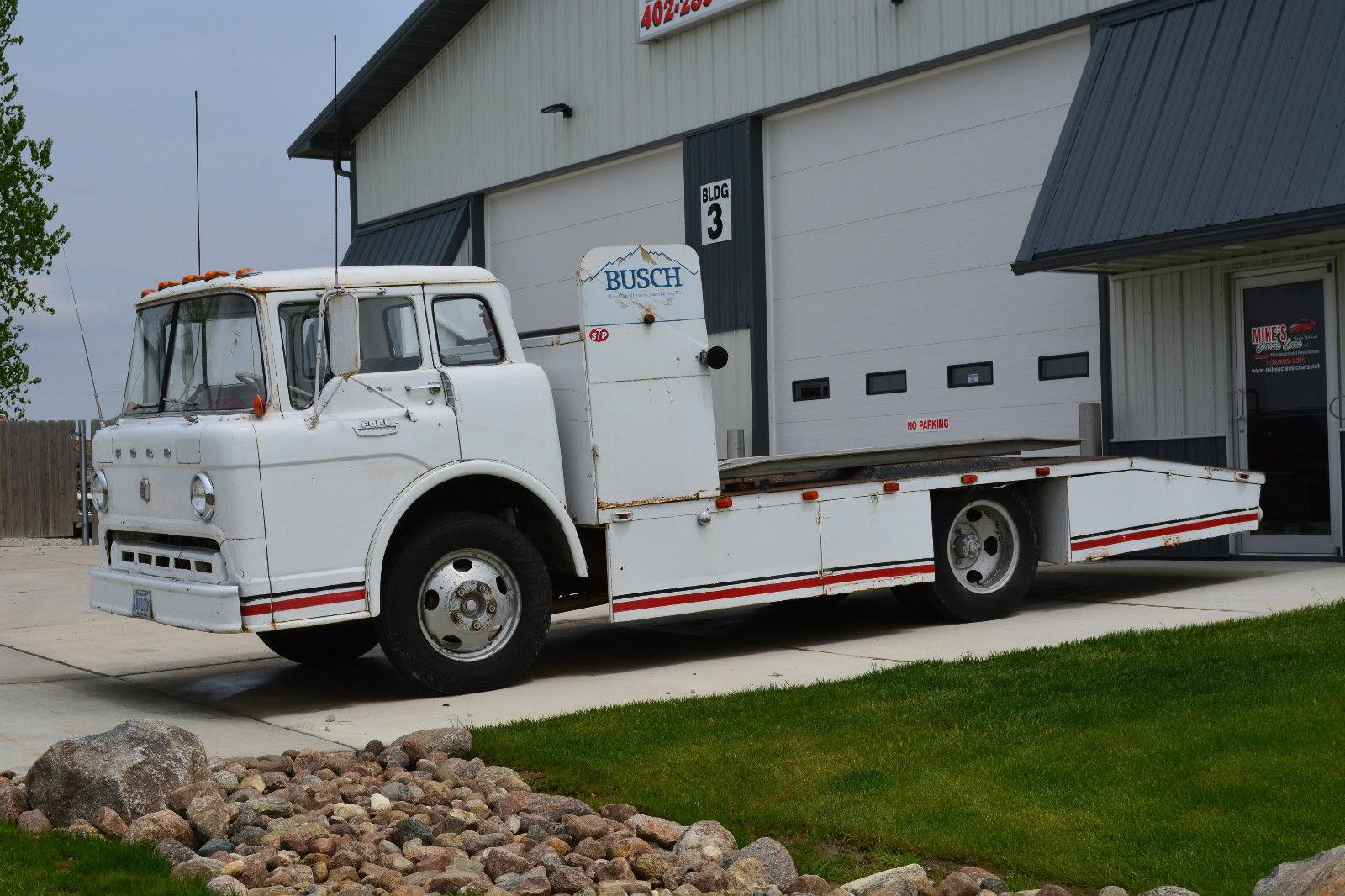 Car Haulers Trucks For Sale On Ebay