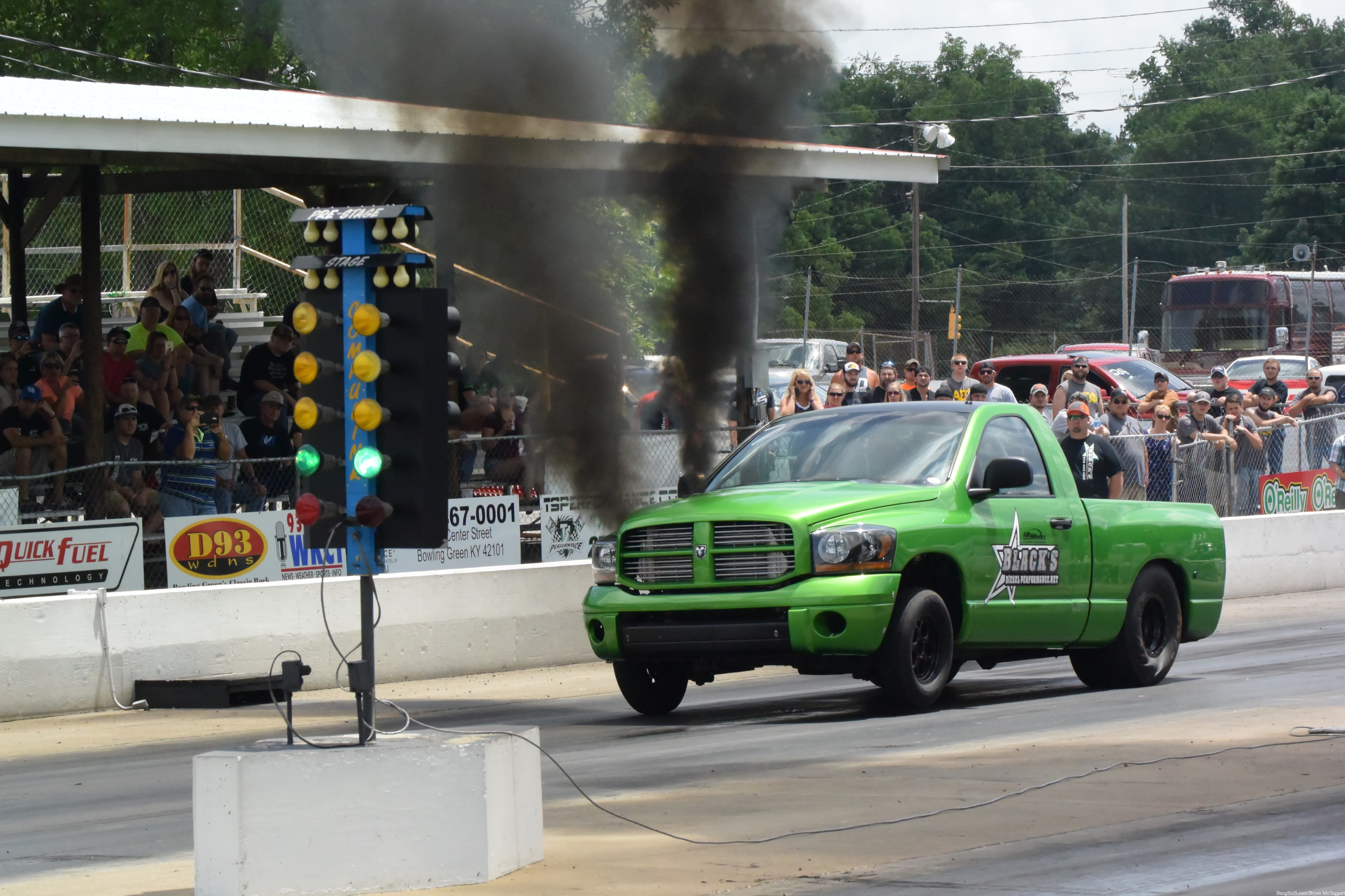 Event Coverage: Our First Round Of Photos From The TS Performance Outlaw Diesel Drags At Beech Bend!