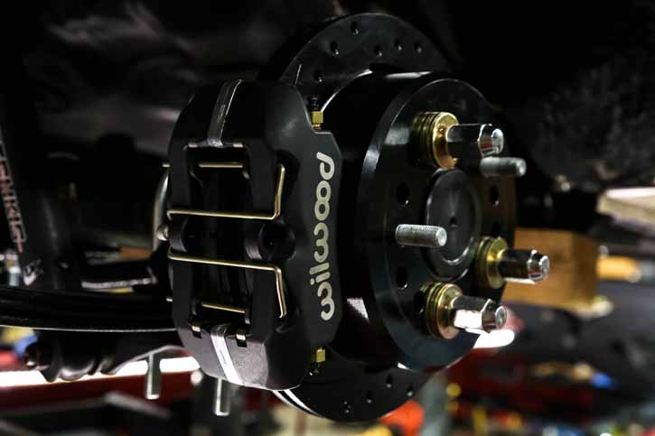Project Possum Update: Wilwood Brakes Get Added – Out With The Drums And In With The Discs!