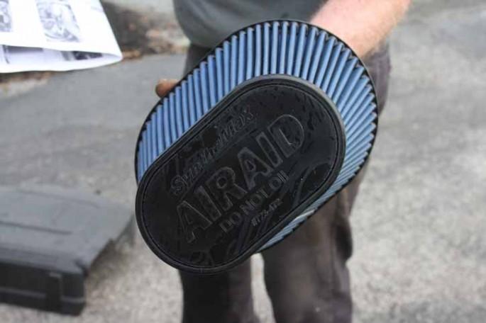 airaid intake install024