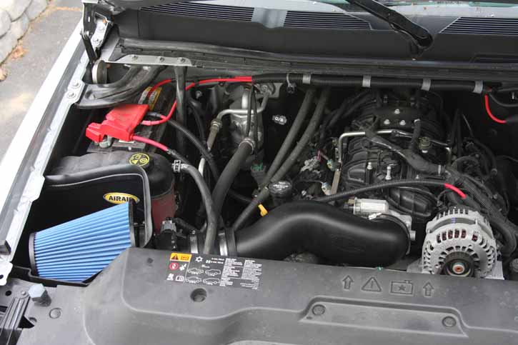 Better Breather: We Bolt On More Power And Economy With An Airaid Intake On A 2013 Chevy 3500 HD Gasser