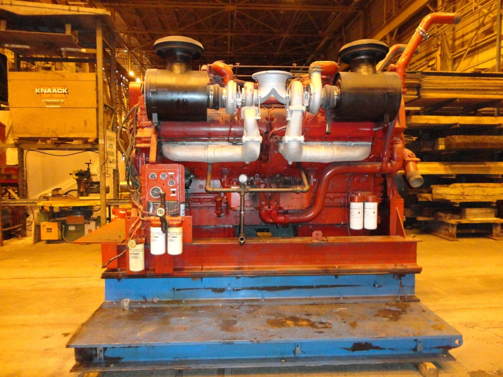 Detroit Diesel 16v 149 Manual