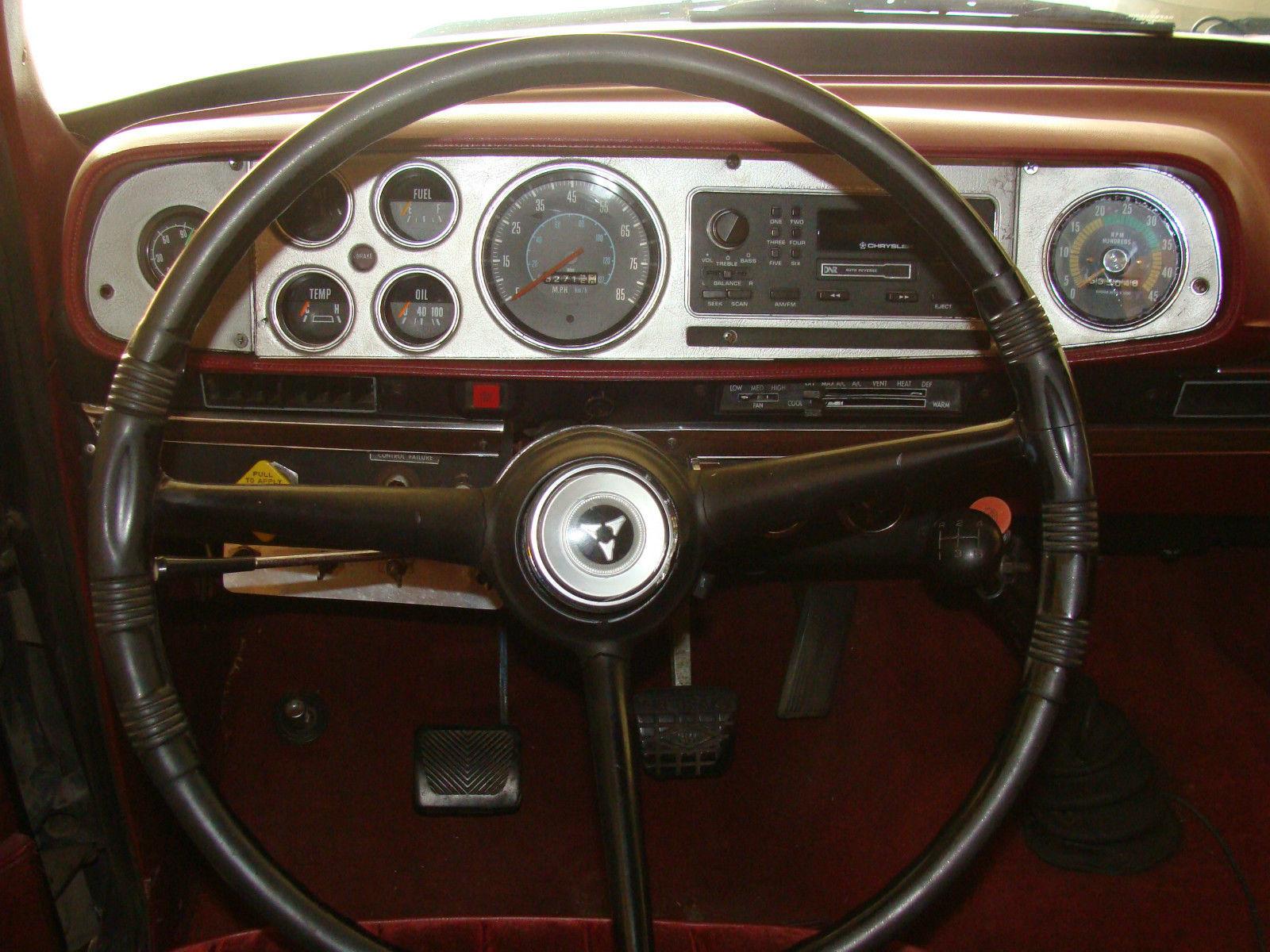 BangShift.com This 1977 Dodge D700 Ramp Truck Is A ...