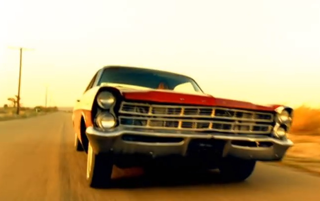 """BangShift Tune-Up: Ford Versus Pontiac And An Airplane Boneyard In Rev Theory's """"Hell Yeah"""""""