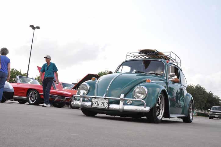 BangShiftcom Kemah Cruise May - Kemah car show