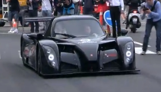BangShift com Take A Listen To The Radical RXC Turbo - Packing