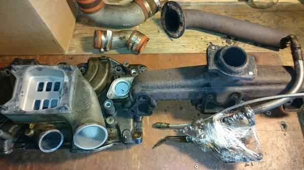 BangShift com Craigslist Find: Roto-Master Turbocharger Kit