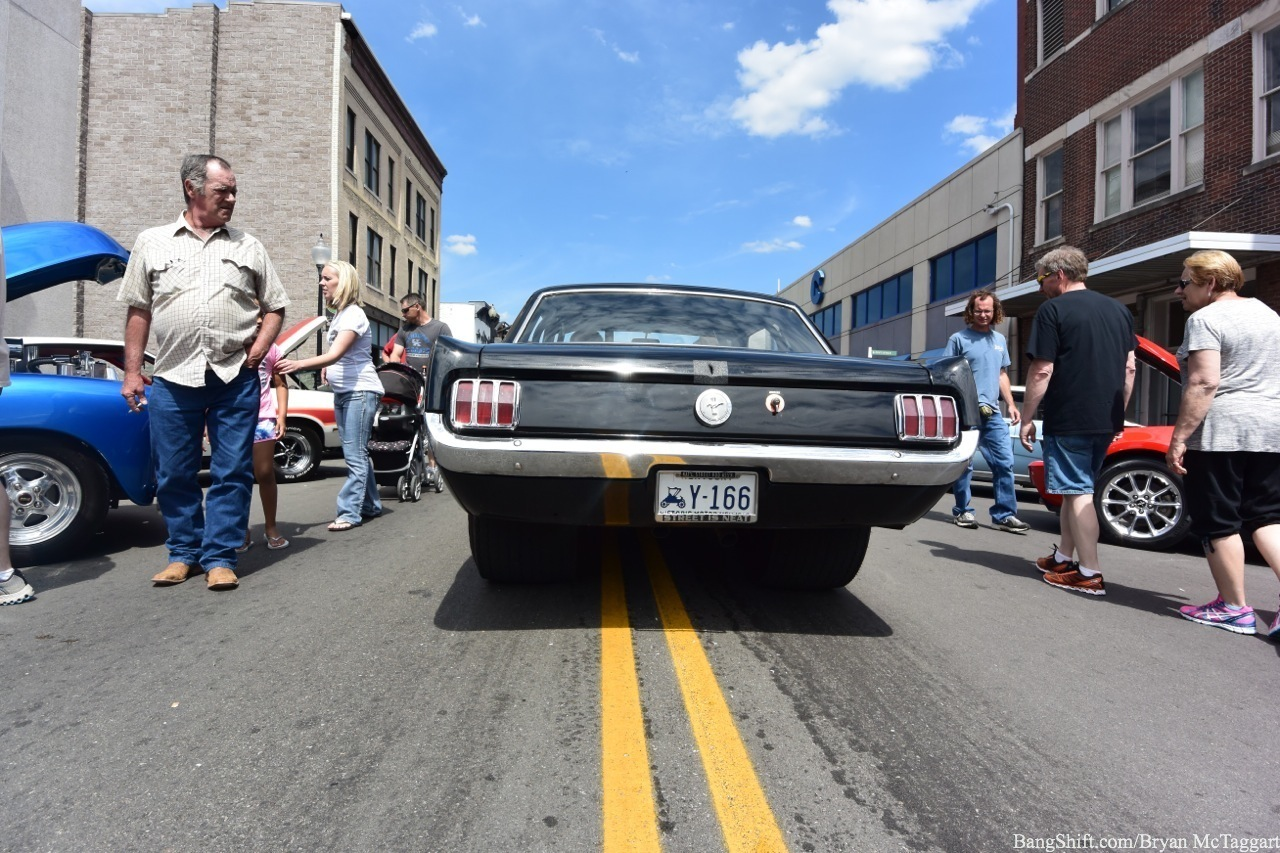 Event Coverage: The Fords Of Somernites Cruise's 100th Show: Blue Skies And Blue Ovals
