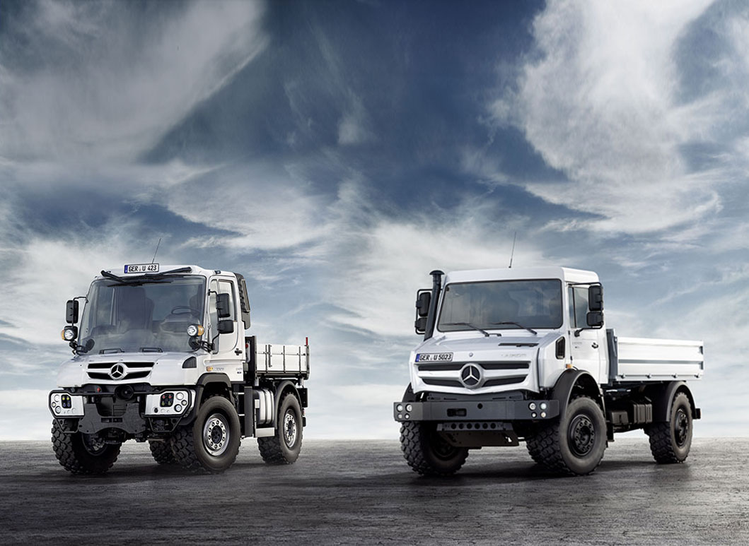 Rv Mercedes >> BangShift.com Good News, Canadians! The Mercedes Benz Unimog Is Coming Back! (Sorry, Lohnes, Not ...