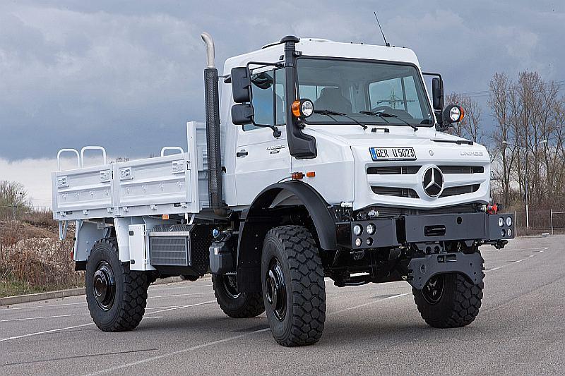Bangshift Com Good News Canadians The Mercedes Benz Unimog Is