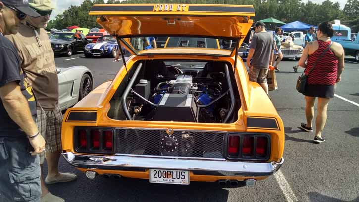 ford ranger chassis wiring diagram bangshift com mid engined 1970 mustang  bangshift com mid engined 1970 mustang