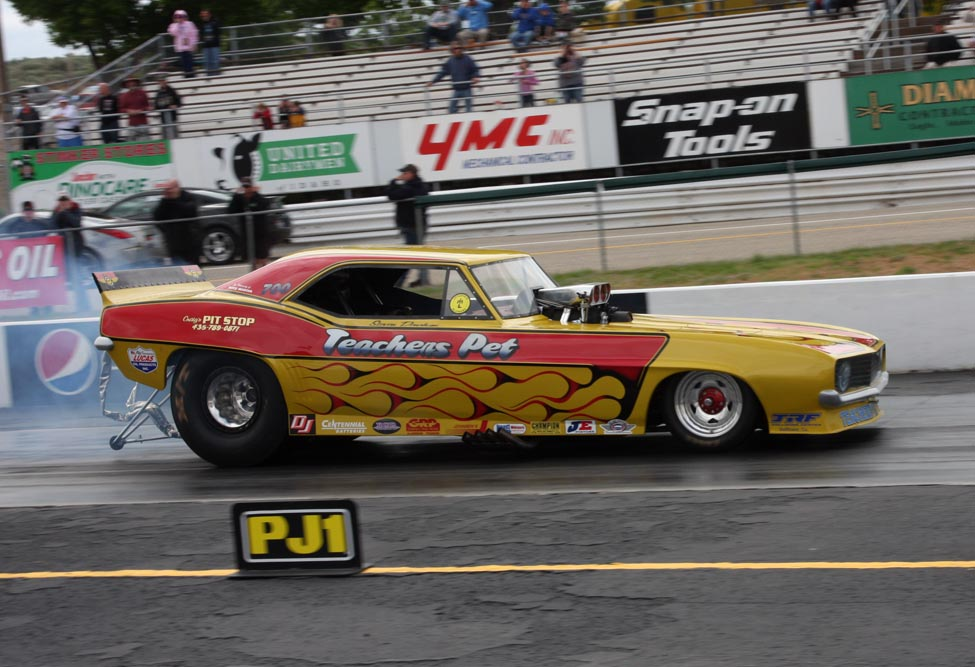 Summer Send Off and Funny Car Fever at Rocky Mountain Raceways This Weekend!