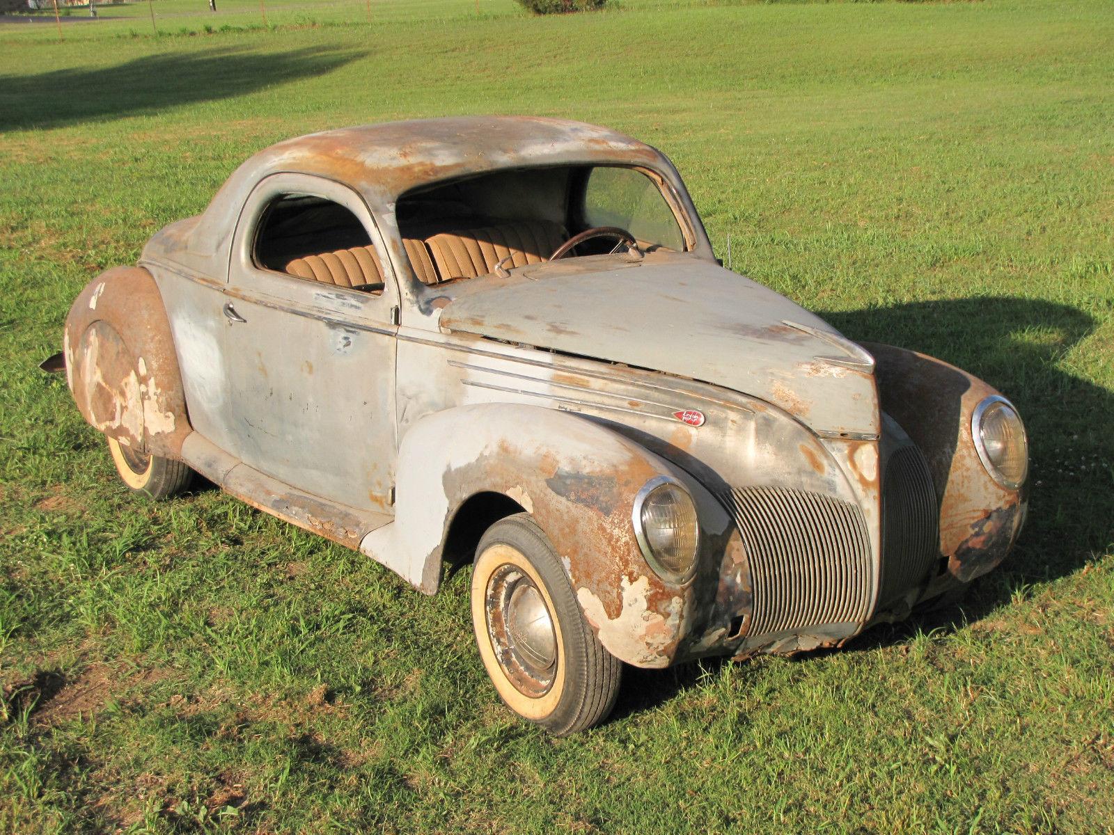 1939 Lincoln zephyr sedan video - YouTube