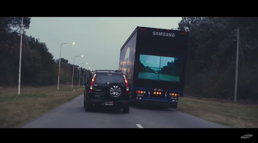 What Do You Think Of The Samsung Safety Truck?