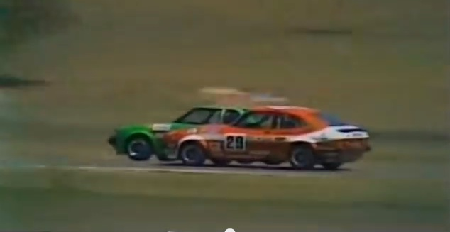 Ride With Peter Williamson During The 1980 Bathurst 1000 In The Small-Car Class: His Celica Against Ford Capris At 9,000 RPM!