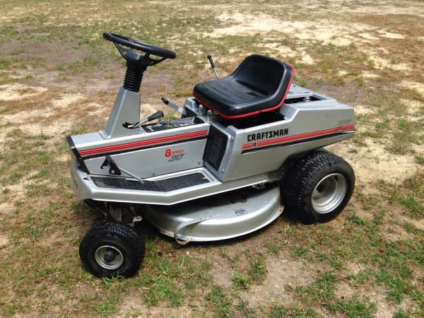 This Hilarious Craigslist Ad Is The Best Listing For A Riding Lawnmower Ever – Pure Genuis!