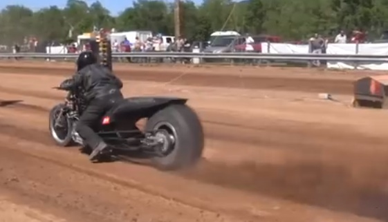 "Three Words: ""Dirt Drag Bikes"". Check This Video Out!"