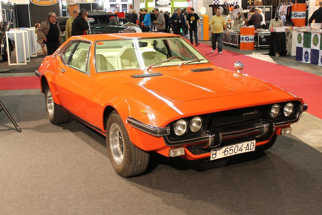 Random Car Review: The 1971-74 Dodge Serra Boulevard 3700 GT