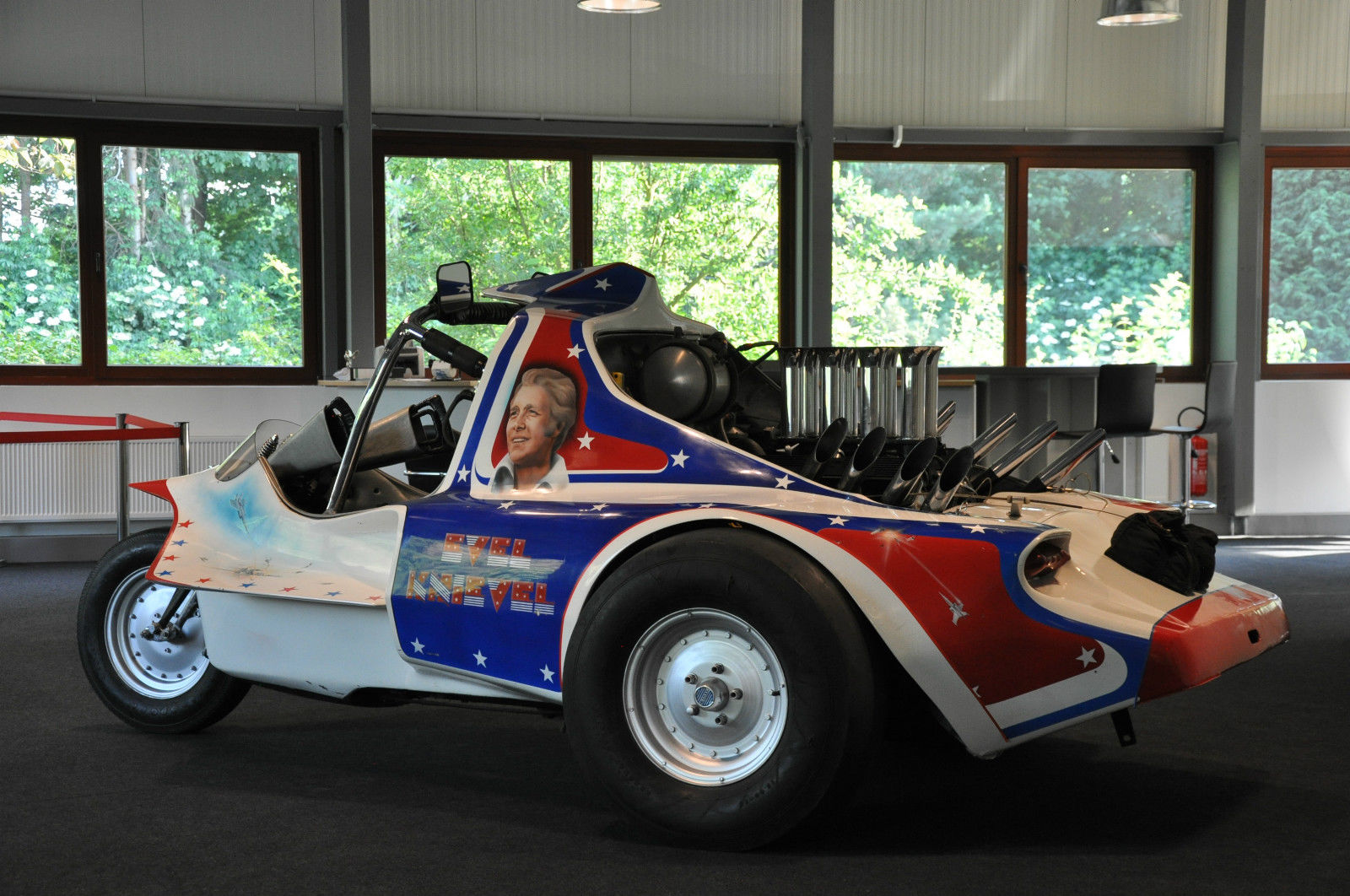Myth BUSTED: Here's the Deal On That Evel Knievel Trike, Straight From His Son, Kelly Knievel And The History Books