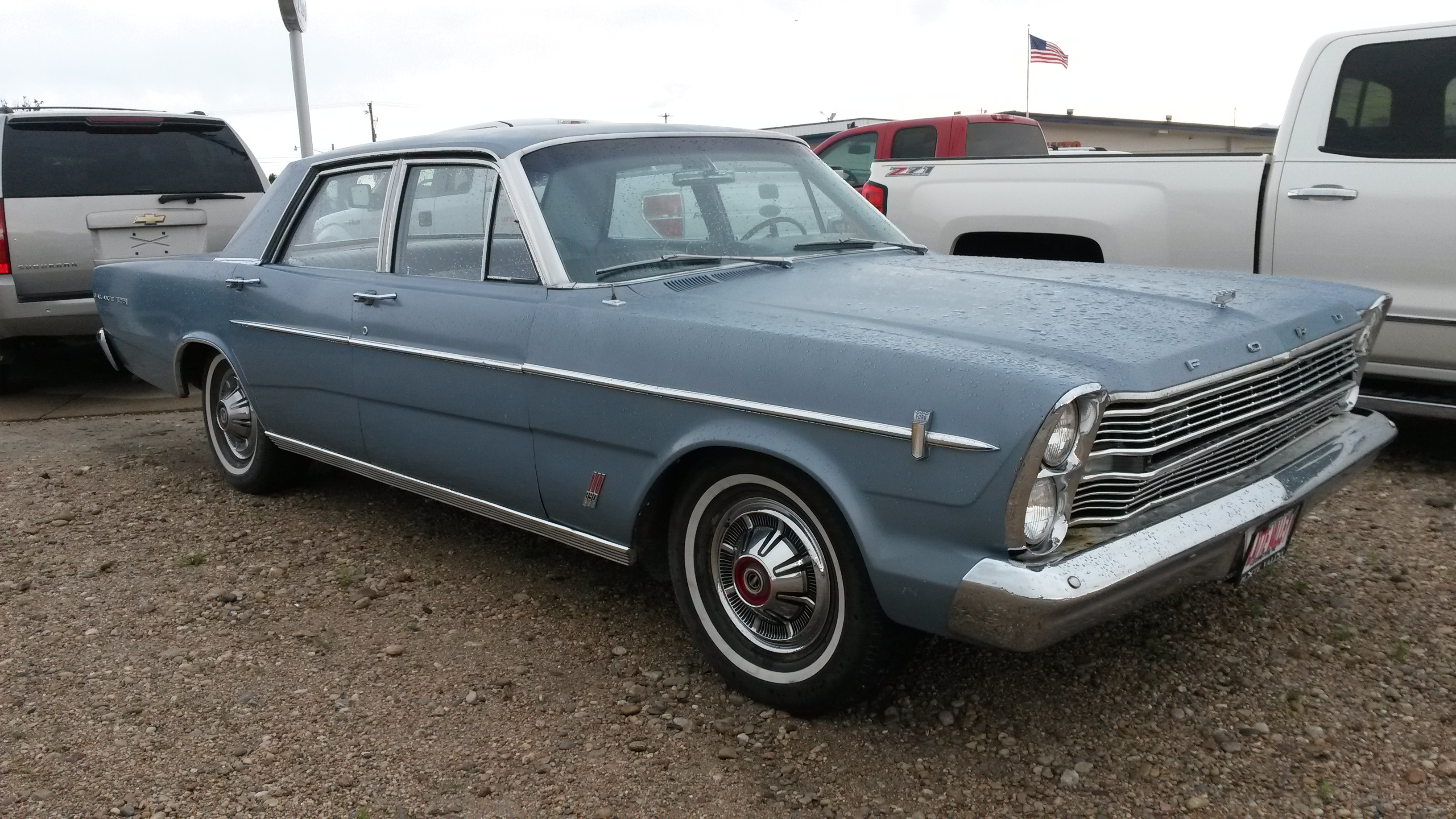 Bangshift Com This 1966 Ford Galaxie 500 Was Just Traded