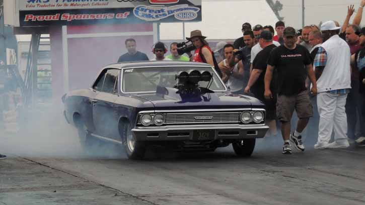 Wild Drag Action: King Of The Streets Chi-Town At Great Lakes Dragaway!