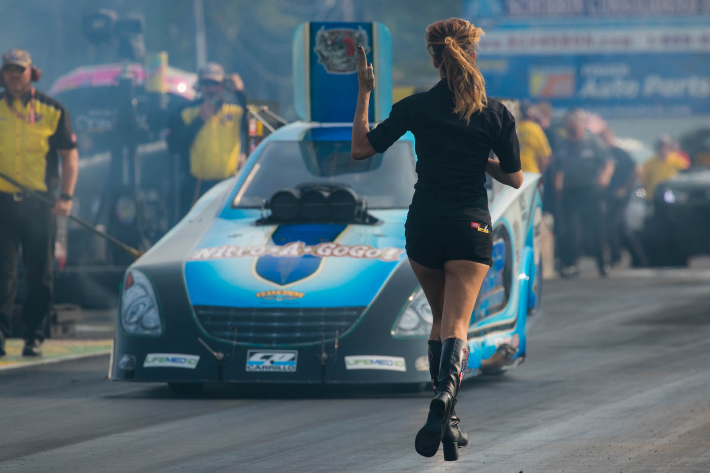 NHRA New England Nationals 2015: A Photo Diary From The Region's Biggest Drag Race