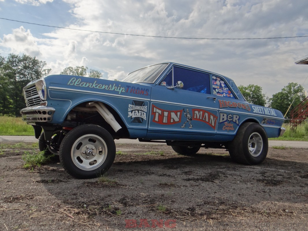 More Straight Axle Mafia Goodness From Thornhill Drag Strip – These Cars Rule