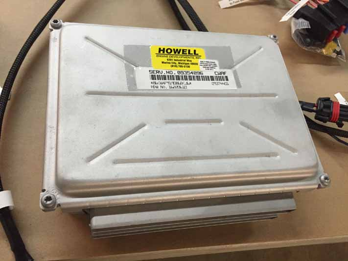 Howell EFI Install: We Upgrade A Classic C10 With Modern Horsepower Fed By The Easiest EFI Install Ever