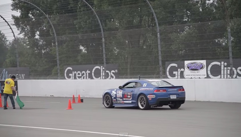 ACED: AutoCross Every Day! Danny Popp In The Lingenfelter L28 Camaro