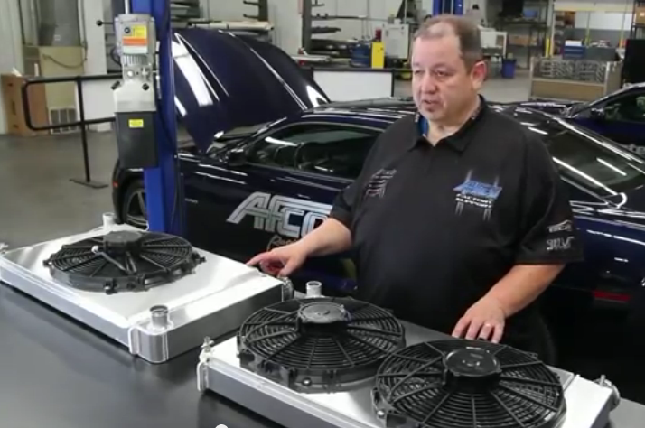 Cooling Tech Video: AFCO Talks About The Pluses And Minuses Of Single And Dual Fan Shrouded Radiators