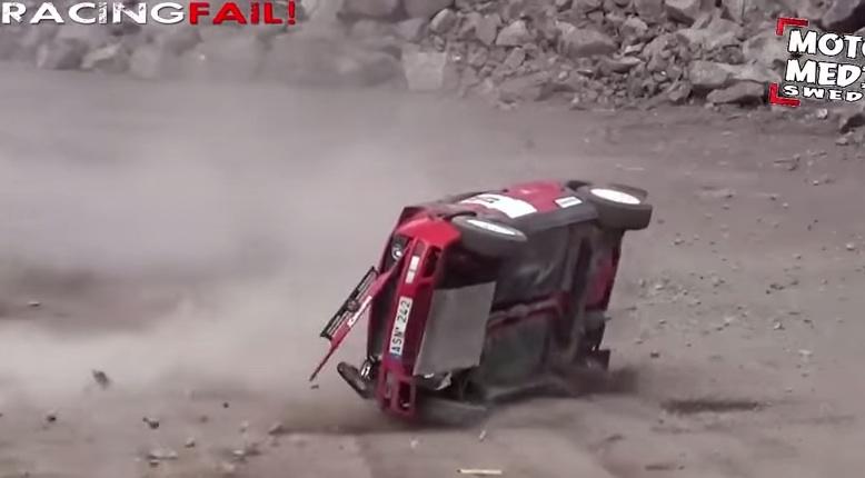 Rally Car Racing Crashes Rally Car And Racing Crash