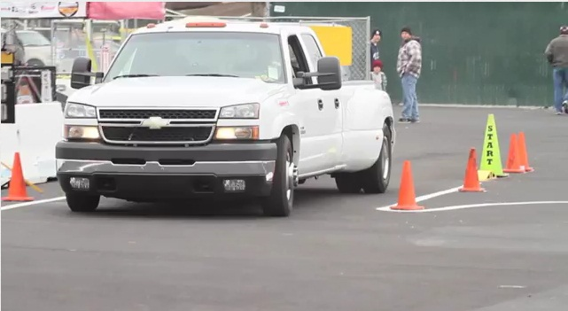 Chadmouth: Why Are Some People So Snobby? You CAN Race Anything On The Autocross