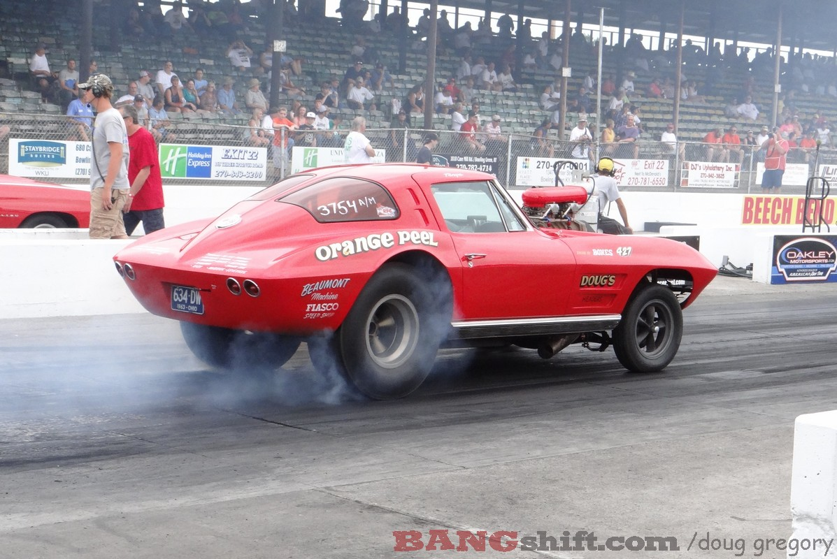 Gas-Tastic! Photos Of The Neatest And Best Running Gassers At The Holley NHRA National Hot Rod Reunion In Bowling Green