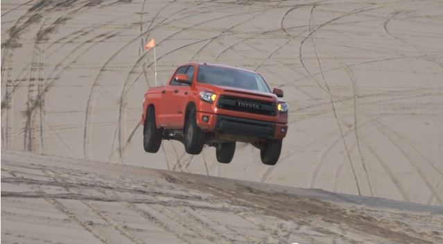 Fred Williams Gets To Take A Brand-New Toyota Tundra TRD Pro On An Off-Roading Road Trip Vacation That Anyone Can Do!
