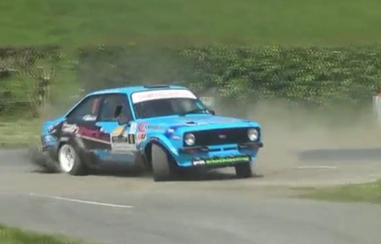 Frank Kelly – Fast, Sideways, and Mental! Watch The Coolest Rally Video We Have Posted In Forever