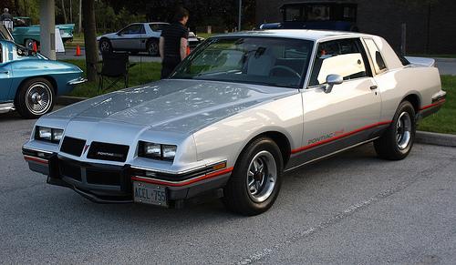 Random Car Review: 1986 Pontiac Grand Prix 2+2 – The Half-Assed Homologation Special
