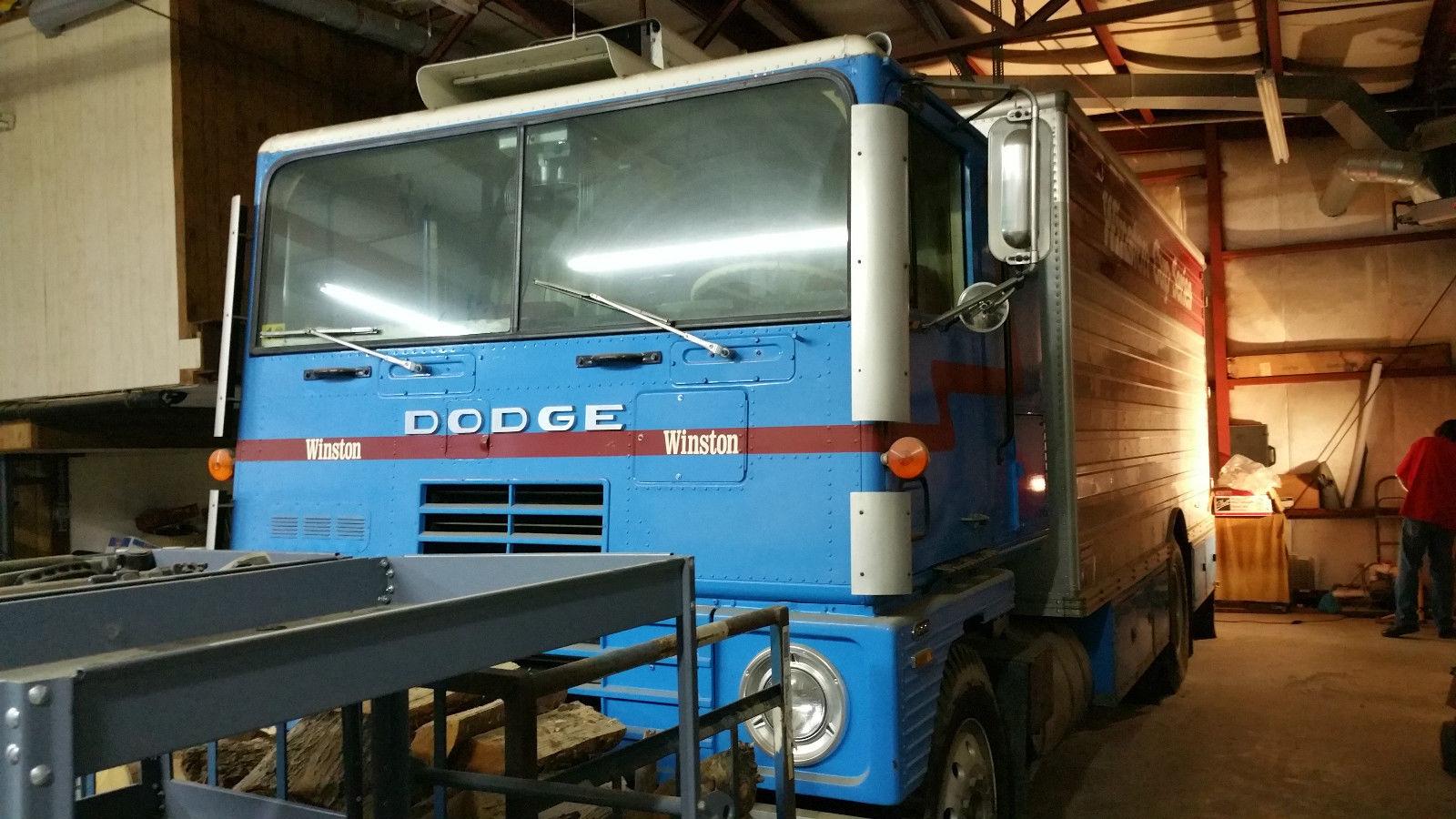 BangShift.com Petty And Arrington NASCAR Transporter