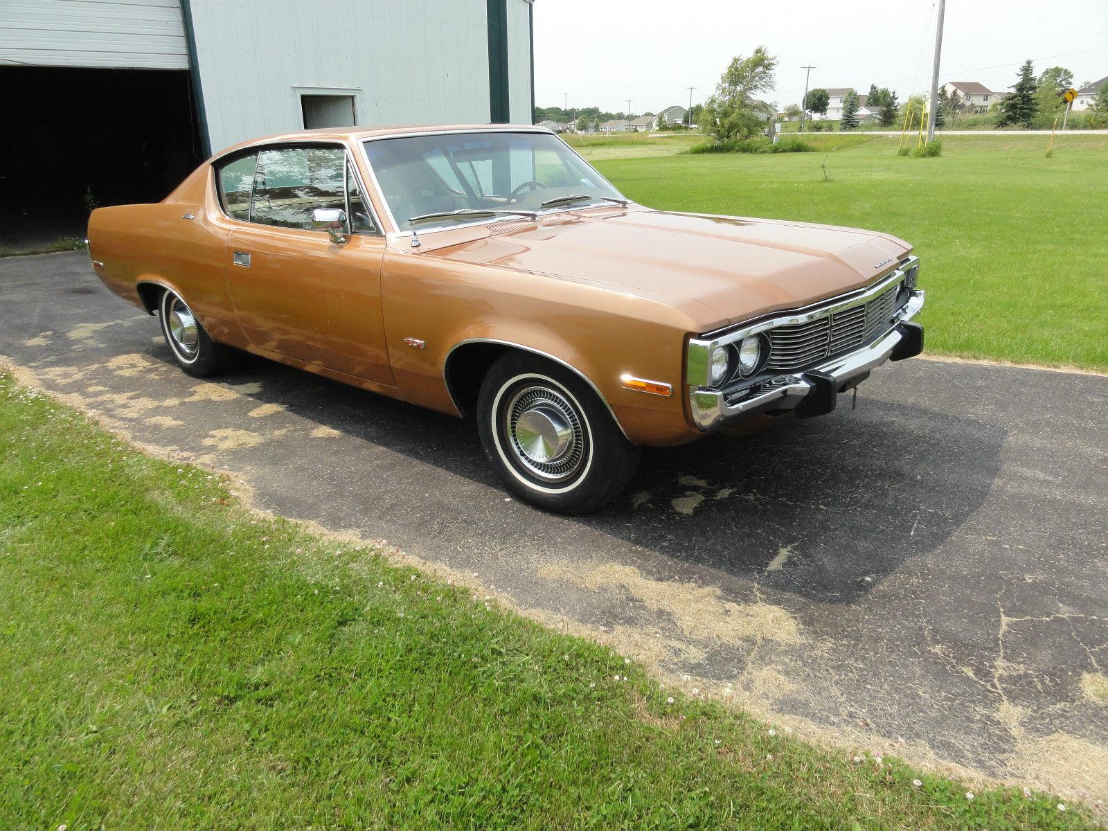 Ebay Find This 1973 Amc Matador Is The Perfect Big Toyota Land Cruiser Blocked Plain Brown Box