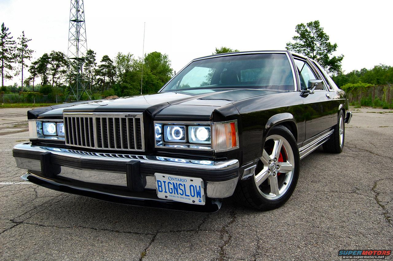 BangShift com Best Of BS 2015: This 1985 Mercury Grand