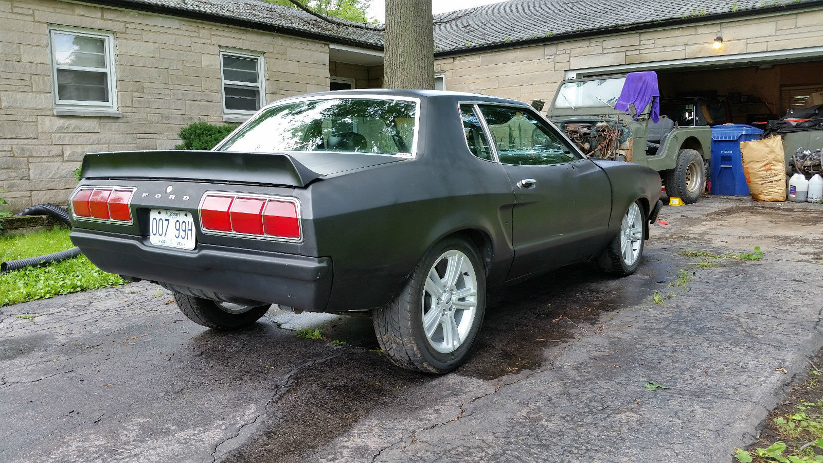 Bangshift Com Question Of The Day Is This 1977 Mustang