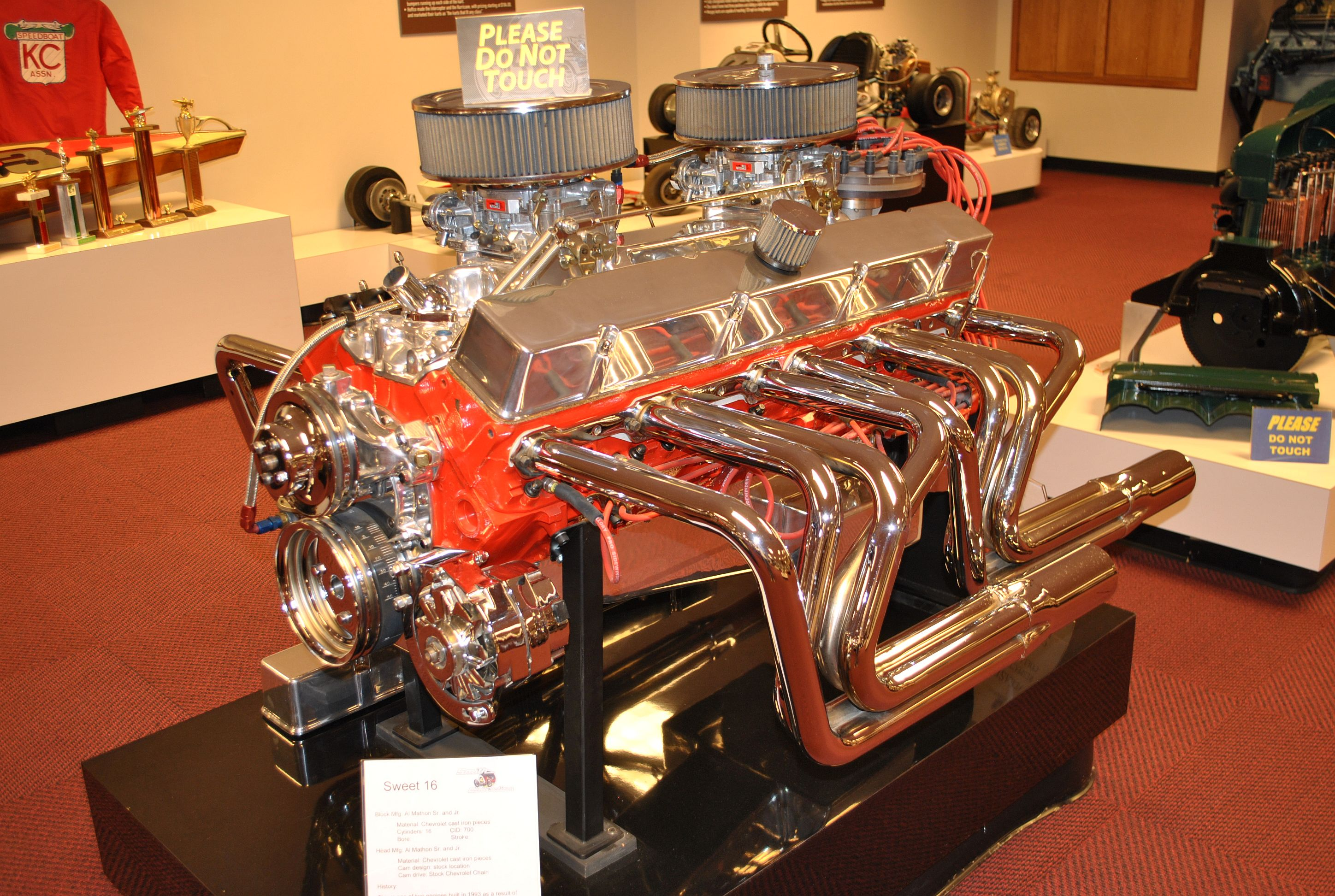Speedway Motors Museum Of American Speed: More Photos From The Amazing Collection