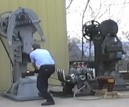 Video: This Blown Big Block Chevy Powered Trip Hammer Is Awesome Overkill