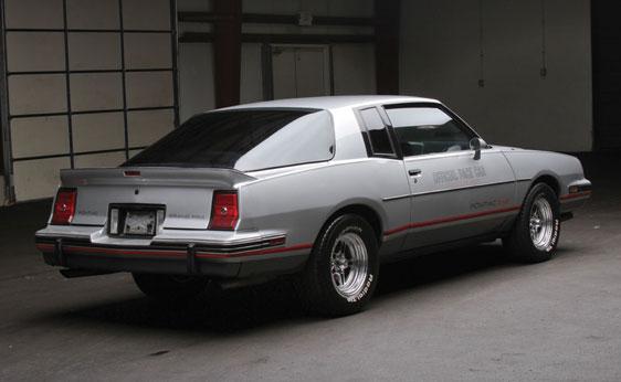 random car review 1986 pontiac grand prix 2. Black Bedroom Furniture Sets. Home Design Ideas
