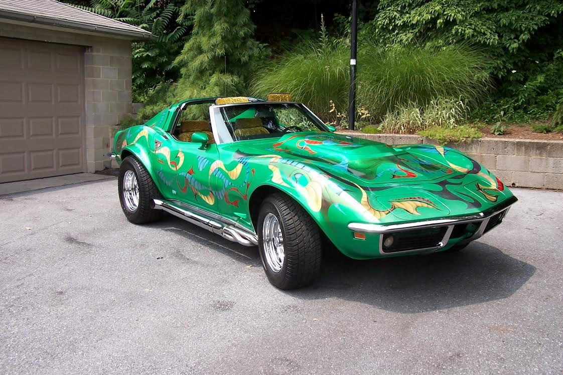 Customized Mustang >> BangShift.com 1969 Corvette
