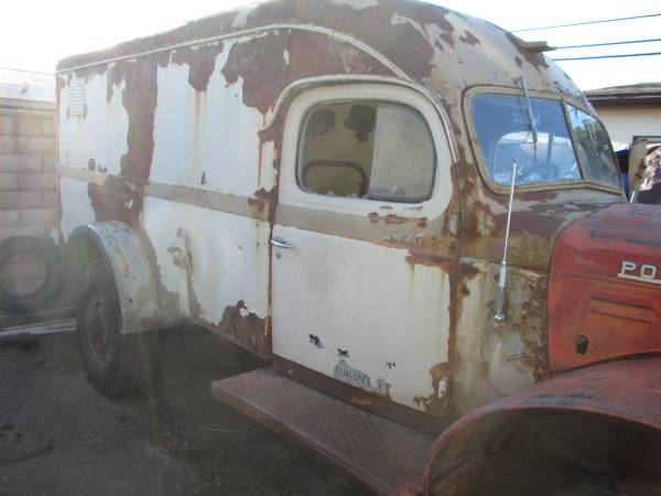 Dodge Power Wagon For Sale >> BangShift.com Unmolested All Original 1952 Dodge Power Wagon Ambulance For Sale! Awesome Off ...